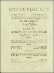 Page 6, 1942 Edition, Woodstock High School - Eureka Yearbook (Bryant Pond, ME) online yearbook collection