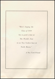 Page 5, 1939 Edition, North Haven High School - Pilot Yearbook (North Haven, ME) online yearbook collection