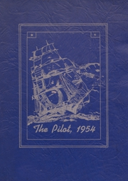 North Haven High School - Pilot Yearbook (North Haven, ME) online yearbook collection, 1954 Edition, Page 1