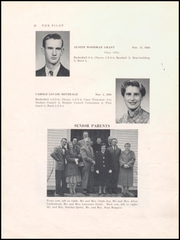 Page 14, 1957 Edition, North Haven High School - Pilot Yearbook (North Haven, ME) online yearbook collection