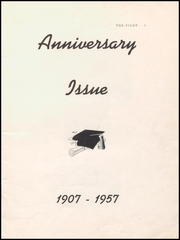 Page 3, 1957 Edition, North Haven High School - Pilot Yearbook (North Haven, ME) online yearbook collection