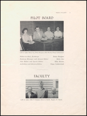 Page 5, 1957 Edition, North Haven High School - Pilot Yearbook (North Haven, ME) online yearbook collection