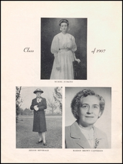 Page 8, 1957 Edition, North Haven High School - Pilot Yearbook (North Haven, ME) online yearbook collection