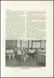 Page 15, 1954 Edition, Limerick High School - Sokokis Yearbook (Limerick, ME) online yearbook collection
