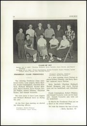 Page 16, 1954 Edition, Limerick High School - Sokokis Yearbook (Limerick, ME) online yearbook collection
