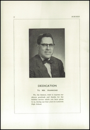 Page 4, 1954 Edition, Limerick High School - Sokokis Yearbook (Limerick, ME) online yearbook collection
