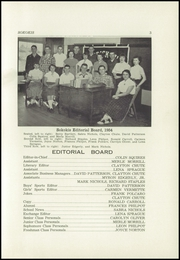 Page 5, 1954 Edition, Limerick High School - Sokokis Yearbook (Limerick, ME) online yearbook collection