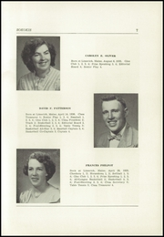 Page 9, 1954 Edition, Limerick High School - Sokokis Yearbook (Limerick, ME) online yearbook collection