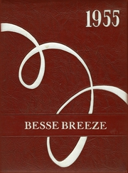 1955 Edition, Besse High School - Breeze Yearbook (Albion, ME)