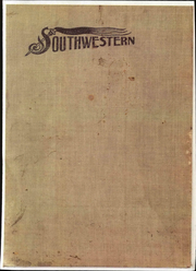 Page 1, 1910 Edition, Southwestern College - Moundbuilder Yearbook (Winfield, KS) online yearbook collection