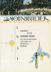 Page 7, 1931 Edition, Southwestern College - Moundbuilder Yearbook (Winfield, KS) online yearbook collection