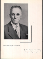 Page 10, 1951 Edition, Southwestern College - Moundbuilder Yearbook (Winfield, KS) online yearbook collection