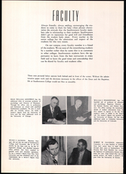 Page 12, 1951 Edition, Southwestern College - Moundbuilder Yearbook (Winfield, KS) online yearbook collection