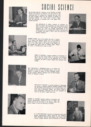 Page 13, 1951 Edition, Southwestern College - Moundbuilder Yearbook (Winfield, KS) online yearbook collection