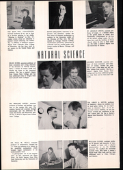 Page 16, 1951 Edition, Southwestern College - Moundbuilder Yearbook (Winfield, KS) online yearbook collection
