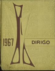 Page 1, 1967 Edition, Solon High School - Dirigo Yearbook (Solon, ME) online yearbook collection