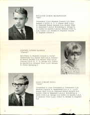 Page 12, 1967 Edition, Solon High School - Dirigo Yearbook (Solon, ME) online yearbook collection