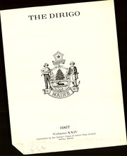 Page 5, 1967 Edition, Solon High School - Dirigo Yearbook (Solon, ME) online yearbook collection