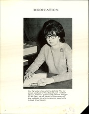 Page 6, 1967 Edition, Solon High School - Dirigo Yearbook (Solon, ME) online yearbook collection
