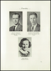 Page 11, 1950 Edition, Mattawamkeag High School - Golden Key Yearbook (Mattawamkeag, ME) online yearbook collection