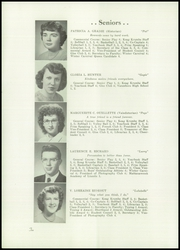 Page 12, 1950 Edition, Mattawamkeag High School - Golden Key Yearbook (Mattawamkeag, ME) online yearbook collection