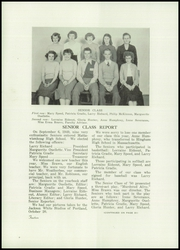 Page 16, 1950 Edition, Mattawamkeag High School - Golden Key Yearbook (Mattawamkeag, ME) online yearbook collection