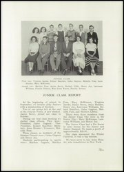 Page 17, 1950 Edition, Mattawamkeag High School - Golden Key Yearbook (Mattawamkeag, ME) online yearbook collection