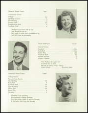Page 11, 1953 Edition, Mattawamkeag High School - Golden Key Yearbook (Mattawamkeag, ME) online yearbook collection