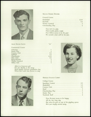 Page 12, 1953 Edition, Mattawamkeag High School - Golden Key Yearbook (Mattawamkeag, ME) online yearbook collection