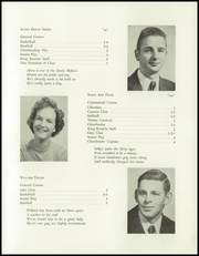 Page 13, 1953 Edition, Mattawamkeag High School - Golden Key Yearbook (Mattawamkeag, ME) online yearbook collection