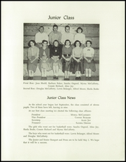 Page 17, 1953 Edition, Mattawamkeag High School - Golden Key Yearbook (Mattawamkeag, ME) online yearbook collection