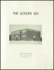 Page 3, 1953 Edition, Mattawamkeag High School - Golden Key Yearbook (Mattawamkeag, ME) online yearbook collection