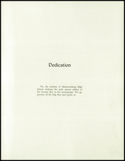 Page 5, 1953 Edition, Mattawamkeag High School - Golden Key Yearbook (Mattawamkeag, ME) online yearbook collection