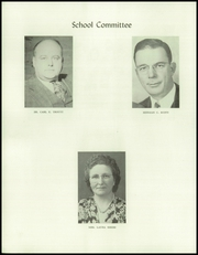 Page 8, 1953 Edition, Mattawamkeag High School - Golden Key Yearbook (Mattawamkeag, ME) online yearbook collection