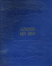 Page 1, 1954 Edition, Mattawamkeag High School - Golden Key Yearbook (Mattawamkeag, ME) online yearbook collection