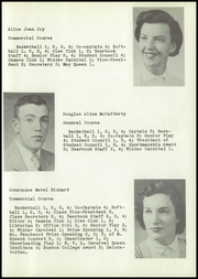Page 13, 1954 Edition, Mattawamkeag High School - Golden Key Yearbook (Mattawamkeag, ME) online yearbook collection