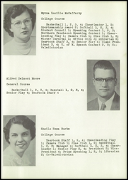 Page 15, 1954 Edition, Mattawamkeag High School - Golden Key Yearbook (Mattawamkeag, ME) online yearbook collection