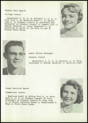 Page 17, 1954 Edition, Mattawamkeag High School - Golden Key Yearbook (Mattawamkeag, ME) online yearbook collection
