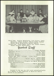 Page 5, 1954 Edition, Mattawamkeag High School - Golden Key Yearbook (Mattawamkeag, ME) online yearbook collection
