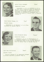 Page 13, 1955 Edition, Mattawamkeag High School - Golden Key Yearbook (Mattawamkeag, ME) online yearbook collection