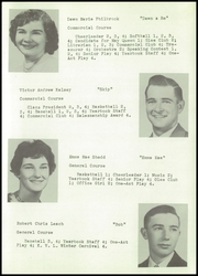 Page 17, 1955 Edition, Mattawamkeag High School - Golden Key Yearbook (Mattawamkeag, ME) online yearbook collection