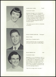 Page 13, 1958 Edition, Mattawamkeag High School - Golden Key Yearbook (Mattawamkeag, ME) online yearbook collection