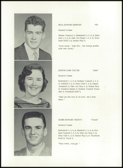Page 15, 1958 Edition, Mattawamkeag High School - Golden Key Yearbook (Mattawamkeag, ME) online yearbook collection