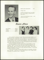 Page 16, 1958 Edition, Mattawamkeag High School - Golden Key Yearbook (Mattawamkeag, ME) online yearbook collection