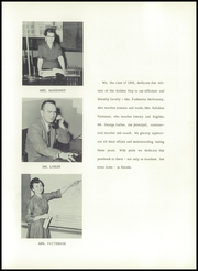 Page 7, 1958 Edition, Mattawamkeag High School - Golden Key Yearbook (Mattawamkeag, ME) online yearbook collection