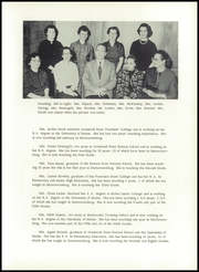 Page 9, 1958 Edition, Mattawamkeag High School - Golden Key Yearbook (Mattawamkeag, ME) online yearbook collection