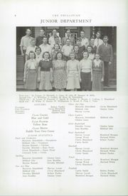 Page 10, 1941 Edition, Phillips High School - Phillipian Yearbook (Phillips, ME) online yearbook collection