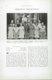 Page 12, 1941 Edition, Phillips High School - Phillipian Yearbook (Phillips, ME) online yearbook collection