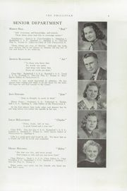 Page 7, 1941 Edition, Phillips High School - Phillipian Yearbook (Phillips, ME) online yearbook collection