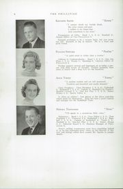 Page 8, 1941 Edition, Phillips High School - Phillipian Yearbook (Phillips, ME) online yearbook collection